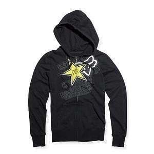 Fox Racing Womens Rockstar Dimension Zip Up Hoody