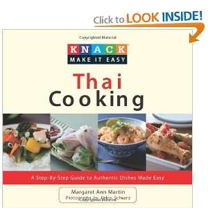 Knack Thai Cooking A Step by Step Guide to Authentic