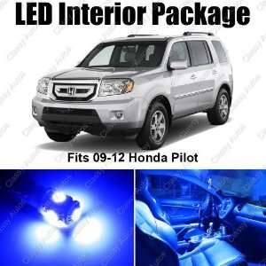 Honda PILOT BLUE Interior LED Package (11 Pieces