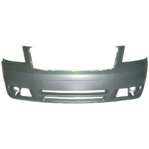 OE Replacement Dodge Caravan Front Bumper Cover (Partslink