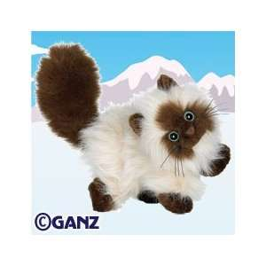 Webkinz Virtual Pet Plush   HIMALAYAN CAT Toys & Games