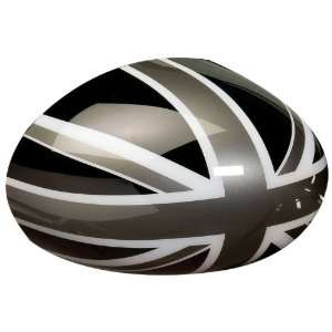 Putco 400518 Black Union Jack Mirror Overlay Automotive