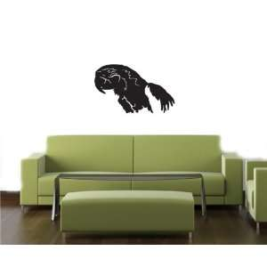 PARROT Wall MURAL Vinyl Decal Sticker KIDS ROOM