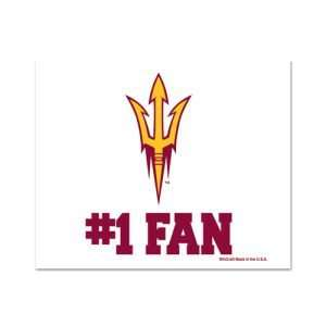 Arizona State Sun Devils Wincraft 3x4 Ultra Decal