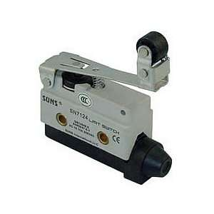 SUNS International SN7124 Long Hinged Roller Lever Mini Enclosed Limit