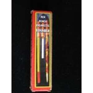 Miracle Cigarette/Pencil Vanisher  Plastic  Magic Toys & Games