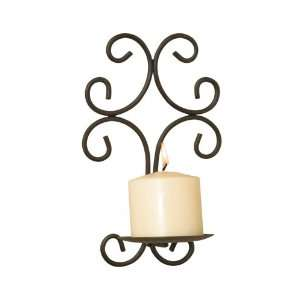 Luca Bella Home™ Encantado Wrought Iron Wall Sconce
