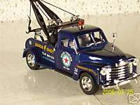 1953 Chevy Tow Truck Diecast Car Die Cast Wrecker