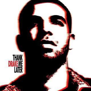 DRAKE THANK ME LATER 2010 NEW SEALED RAP CD NICKI MINAJ