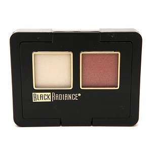 Black Radiance Dynamic Duo Eyeshadow, Fire/Desire, .12 oz