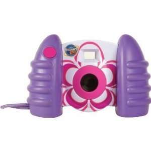 Discovery Kids Digital Camera Purple Toys & Games