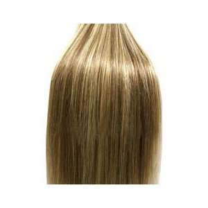 Brown/Light Blonde (Col 12/613).Full Head Human Hair Weave Fo Beauty