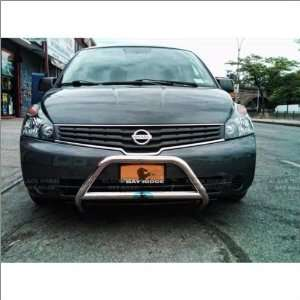 Black Horse Stainless Steel Bull Bar 05 11 Nissan Quest Automotive