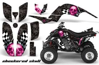 GRAPHIC ATV WRAP OFF ROAD DECAL STICKER KIT YAMAHA RAPTOR 700 CSIK